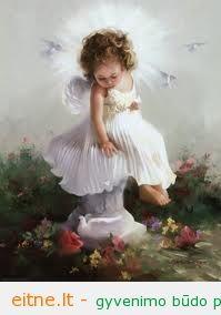 Pasaka-nepasaka apie angelus