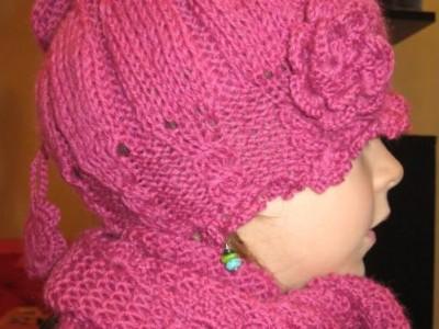 Kepurės mezgimo aprašymas