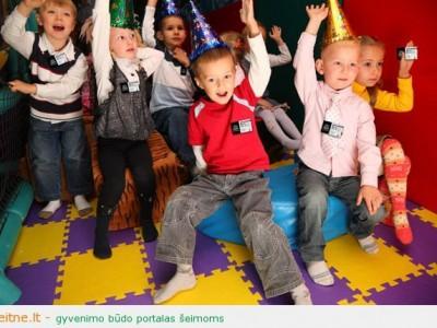 Originalus vaiko gimtadienis ar kitos šventės vakarėlis
