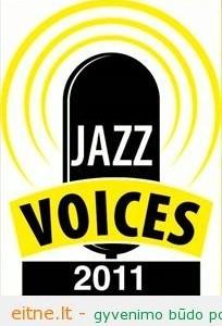 Renginiai: Jazz voices 2011 Klaipėdoje