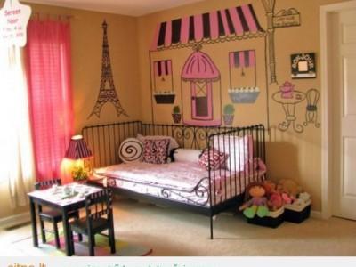 Idėja namams: Paryžius interjere