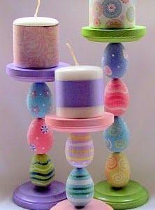 Kiaušinių žvakidės