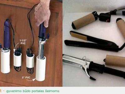 Susipynę laidai: 10 būdų kaip sutvarkyti Gordijaus mazgą