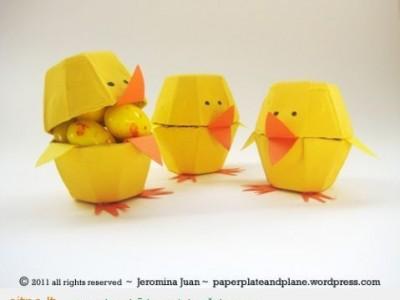 Viščiukai – saldainių pakuotės