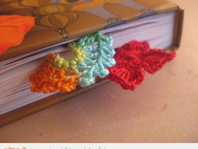 Mini dienos projektas: žymekliai knygoms