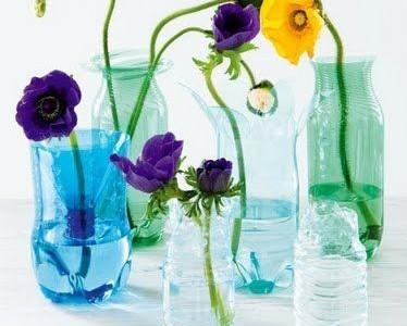 Namų ekologija: naujas plastiko butelių gyvenimas