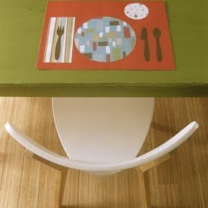 Darbeliai su vaikais: servetėlė pietų stalui