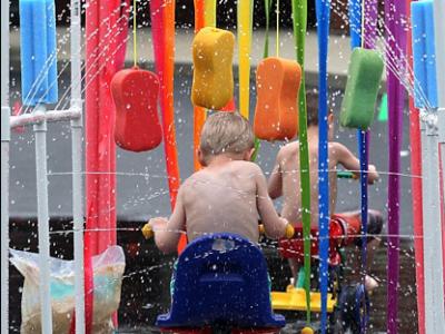 Žaidimai su vaikais: mašinų plovykla
