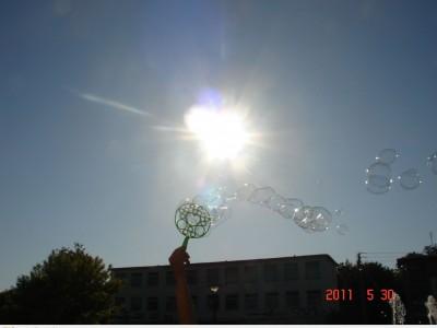 Tęsiame sezoną – 20 burbuliatorius