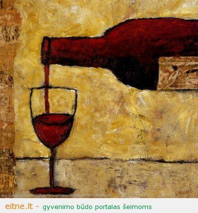 Raudonas vynas, aktyvumas ir sveikata