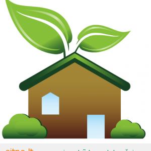 Žalių namų idėjos