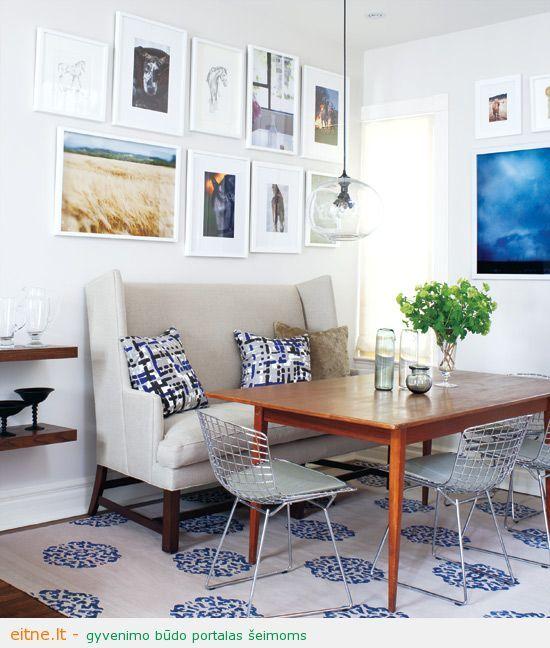 Keli dizainerių patarimai, norintiems pakeisti namus