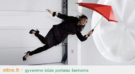 Gražūs daiktai: skėtis