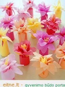 Pakuotė-gėlės