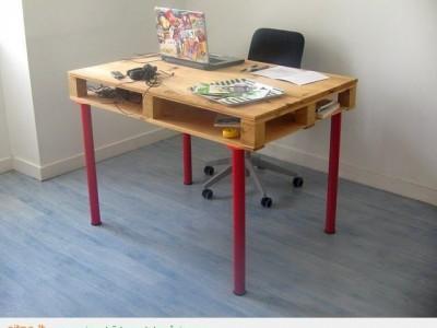Ikea meistravimas: darome stilingą stalą iš… europadėklo