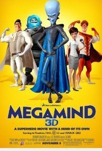 Kino seansas: Megamaindas (Megamind) 2010