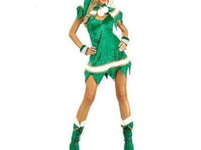 Idėja Kalėdoms: elfė-savanorė