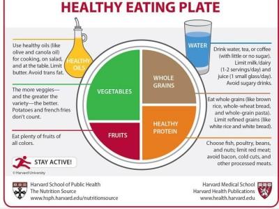 Nauji vėjai sveikos mitybos pasaulyje: lėkštė vietoj piramidės