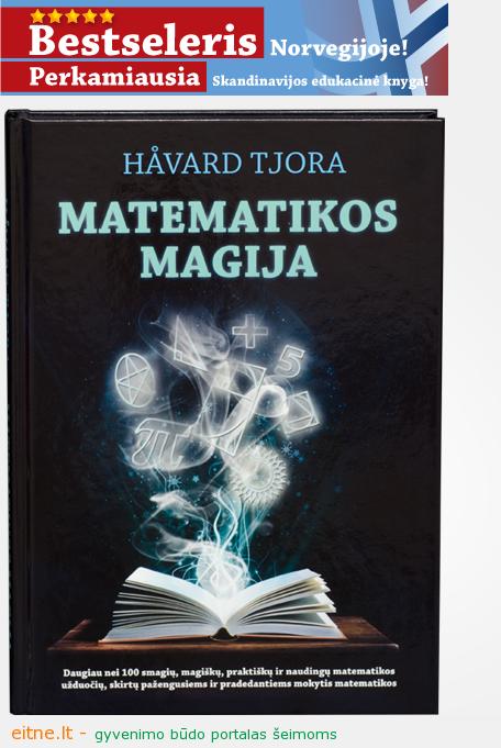 Knygų lentyna: Matematikos magija