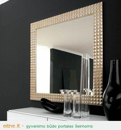 Valome stiklus ir veidrodžius – kaip padaryti švariai?