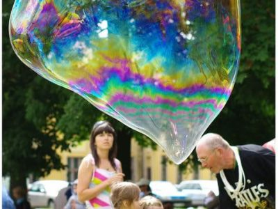 Karališkas burbuliatorius Gargžduose