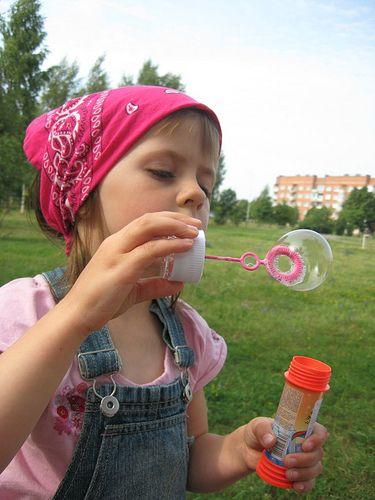 Vaikai panašūs į antis, arba vandens žaidimai