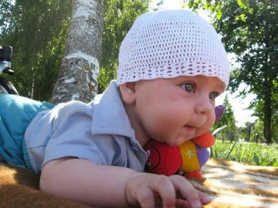 Kaip parinkti žaislus penkių-šešių mėnesių vaikams