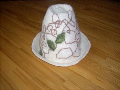 Idėja namams: velta kepurė