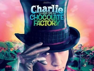 Filmas: Čarlis ir šokolado fabrikas (Charlie and the Chocolate Factory)