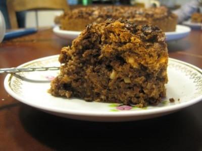 """Jorio gimtadienio pyragas arba """"Dvigubai šokoladinis Rudutis"""""""