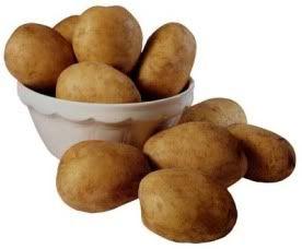 Pasaka apie bulvės rūpesčius