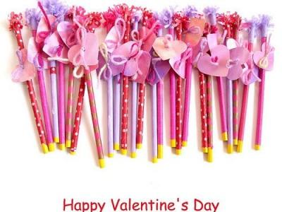 Valentino dienos dovana – pieštukai