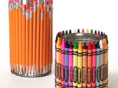 Idėja namams: pieštukinės