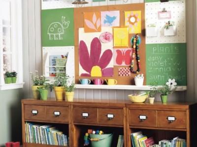 Idėja namams: vaikų piešinių panaudojimas namų puošybai