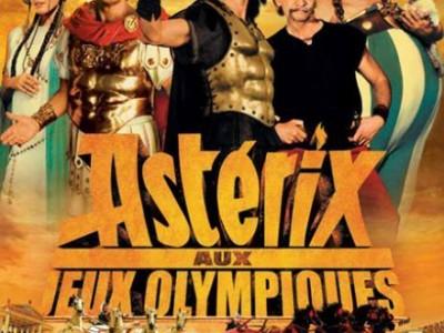 Filmas: Asteriksas olimpinėse žaidynėse (Astérix aux jeux olympiques)