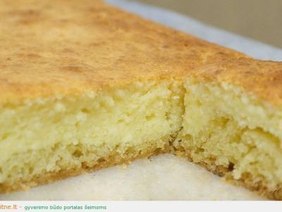 Talentinga viešnia: Karina ir jos pyragas