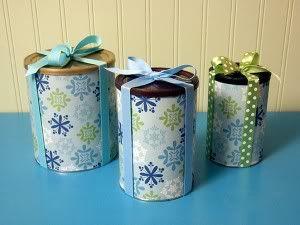Idėja namams: pakuotės dovanoms iš panaudotų dėžučių