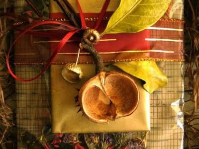 Idėja namams: dovanų pakavimas pagal Iną Lukauskaitę 2-a dalis