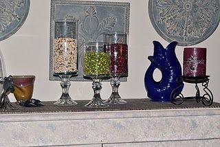 Idėja namams: stalo dekoracijos savo rankomis