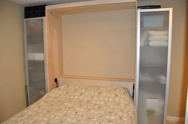 Idėja namams: svečio lova