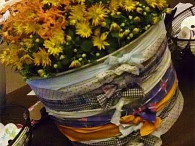 Idėja namams: rudeninis stalo dekoras