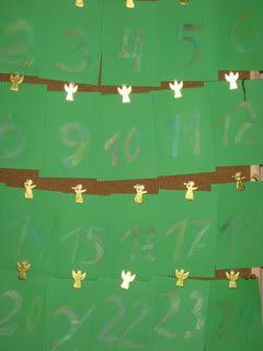 Kaip mes gaminom Advento kalendorių