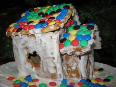 Meduolinis namukas ir kiti Kalėdom kvepiantys dalykai