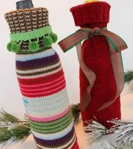Idėja namams: dovana iš seno megztinio
