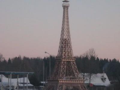 Kas bendro tarp Mažeikių ir Paryžiaus?