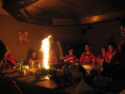 Japonų restoranas Kabuki