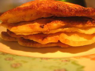 Idėja sekmadienio pusryčiams: Amerikietiški blynai