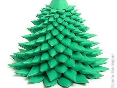 Idėja Kalėdoms: išlankstyta eglutė
