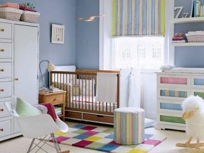 7 kūdikio kambario idėjos
