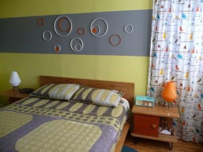 Idėja namams: sienų dekoras